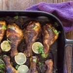 Jamaican Jerk Chicken Drumsticks Recipe