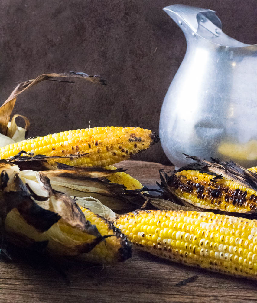 How to grill corn on the cob fox valley foodie grilled corn on the cob recipe ccuart Images