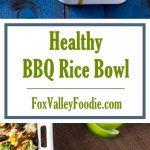 Healthy BBQ Rice Bowl Recipe