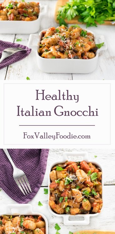 Healthy Italian Gnocchi Recipe