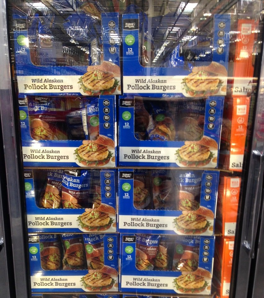 Trident Seafood Costco