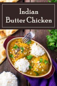 Indian Butter Chicken recipe #indian #chicken #curry