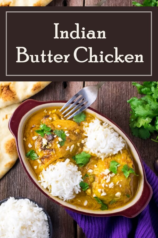 Indian Butter Chicken recipe #indian #chicken #curry