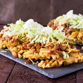 BBQ Irish Nachos