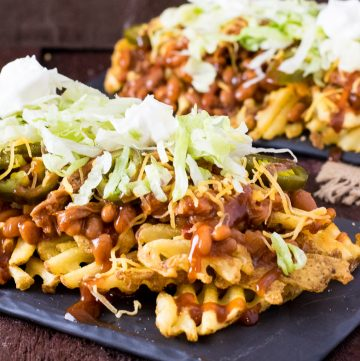 BBQ Irish Nachos Recipe