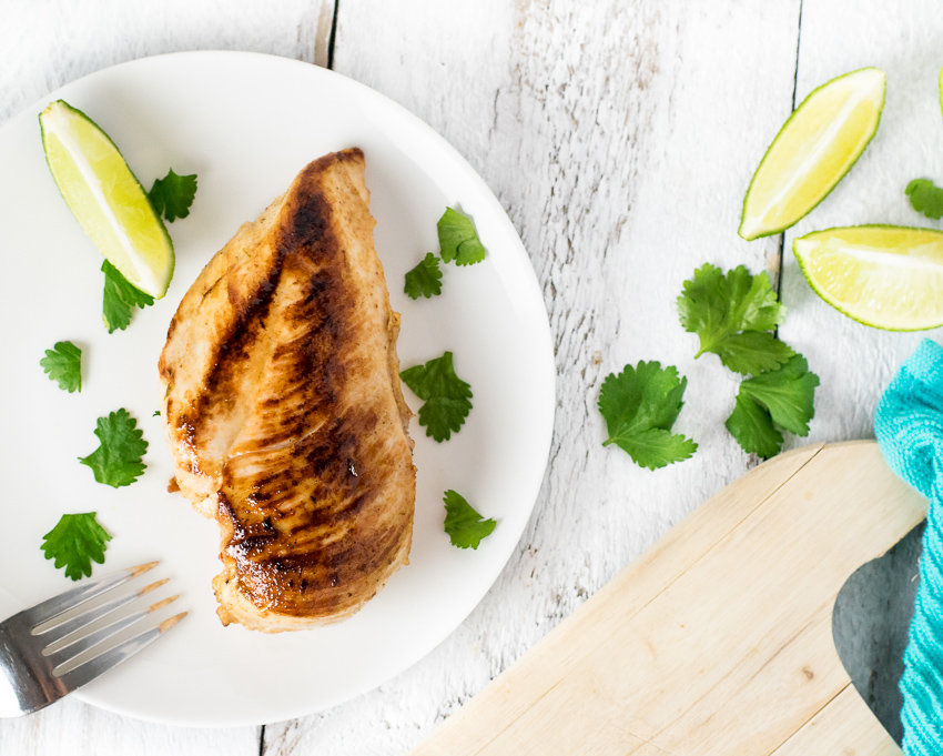 Cilantro Lime Chicken Breast Recipe