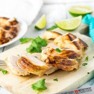 Cilantro Lime Chicken Breasts