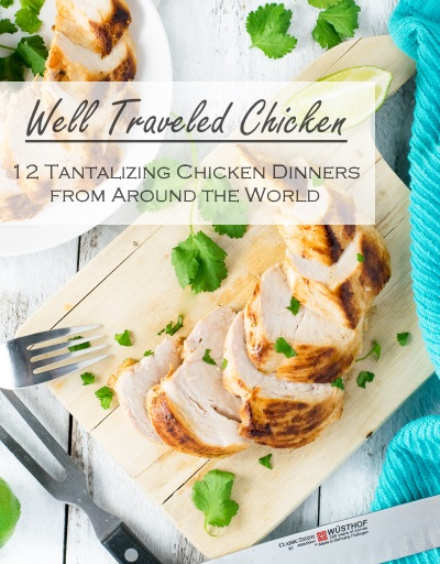 Cilantro Lime Chicken Breast