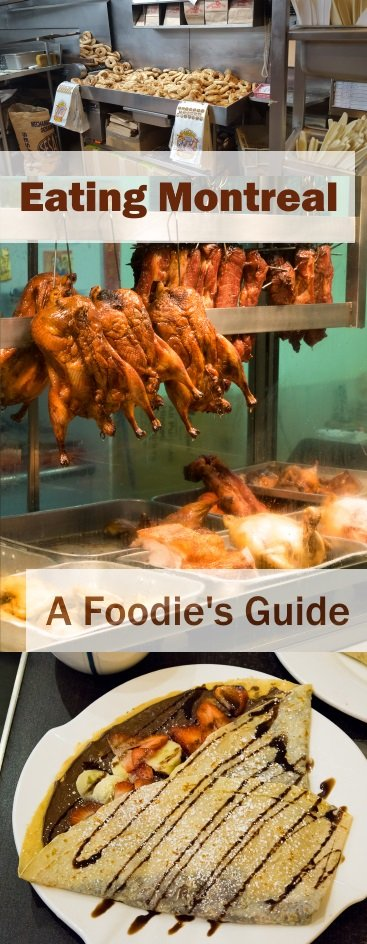 Eating Montreal - A Foodie's Guide