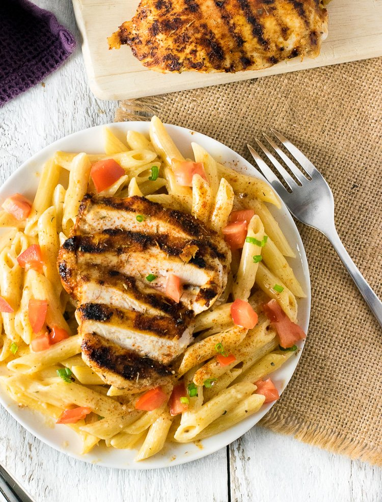 Chili's Cajun Chicken Pasta