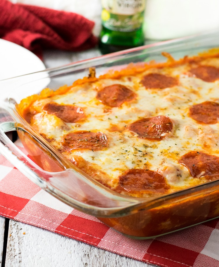 Easy Pizza Baked Gnocchi Recipe