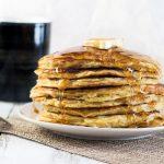 Grandma's Buttermilk Oatmeal Pancakes