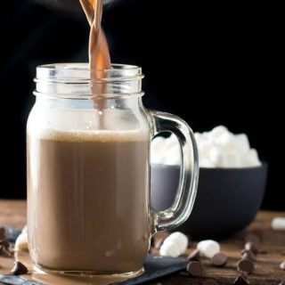 How to make homemade hot chocolate