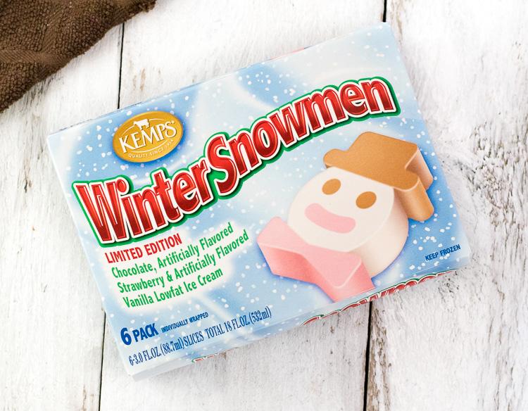 Kemps Snowmen
