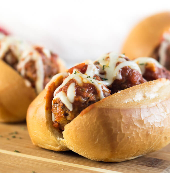 Best Bun for Meatball Subs