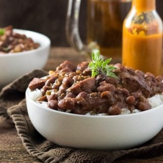 Best Ever Red Beans and Rice
