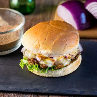 How to Make Pork Burger