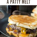 How to make a patty melt #burger #beef