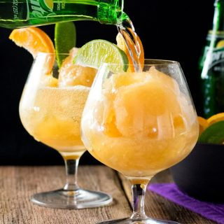 Wisconsin Brandy Slush Boozy Punch