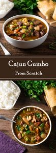 Cajun Gumbo from Scratch Recipe