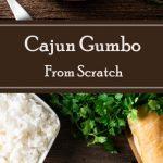 Cajun Gumbo from Scratch Recipe