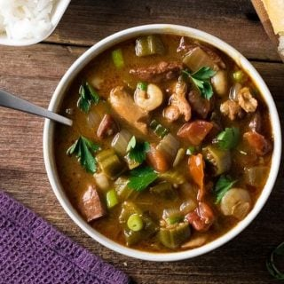 Gumbo featured