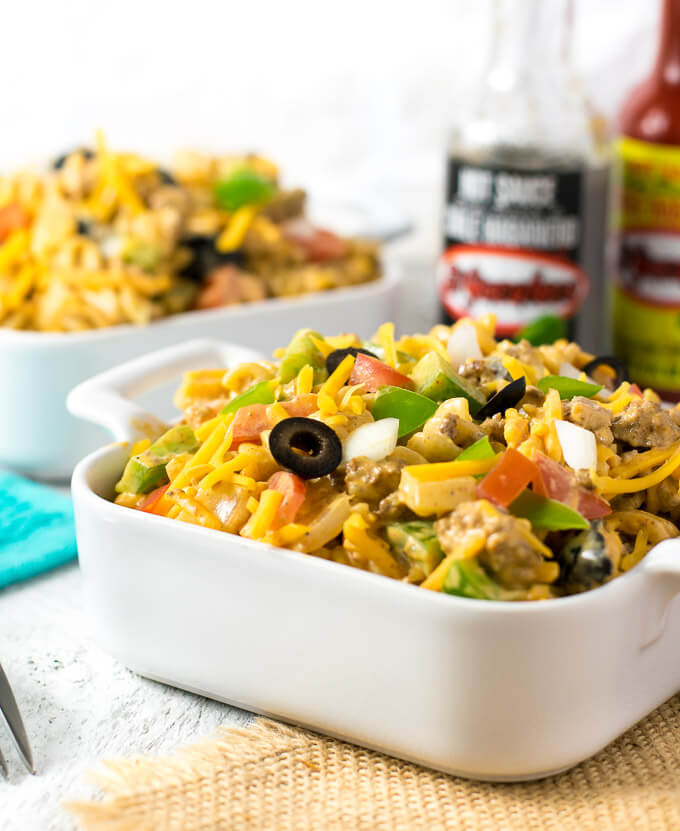 El Yucateco Recipe used in pasta salad