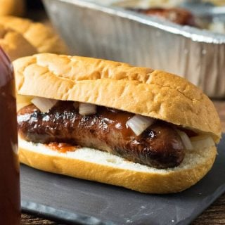 Grilled Brats Feature