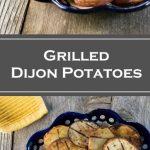 Grilled Dijon Potatoes recipe
