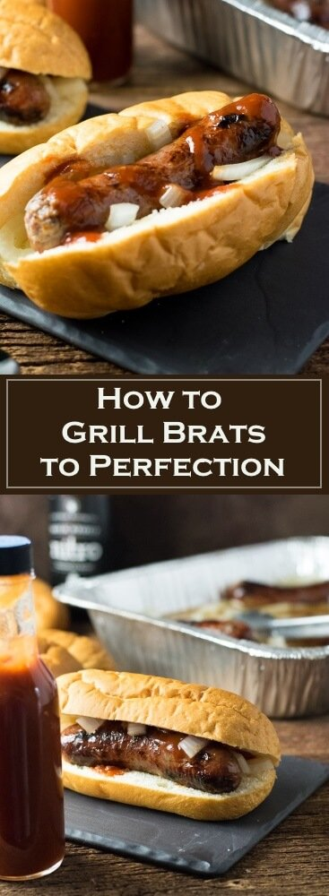 How to Grill Brats to Perfection