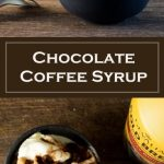 Chocolate Coffee Syrup Recipe