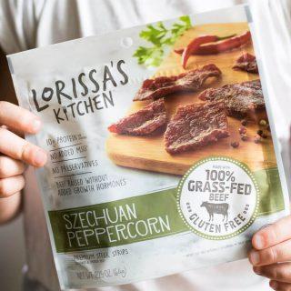 Lorissa's Kitchen Szechuan Peppercorn