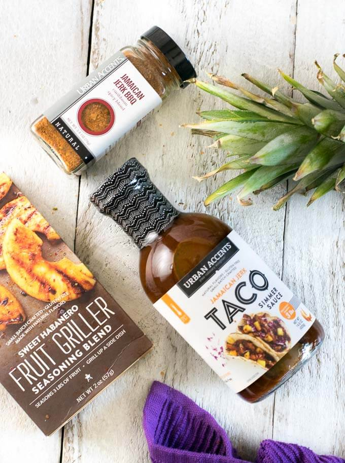 Urban Accents Seasonings and Sauces