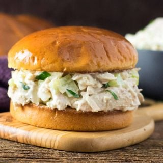 Classic Chicken Salad Sandwich