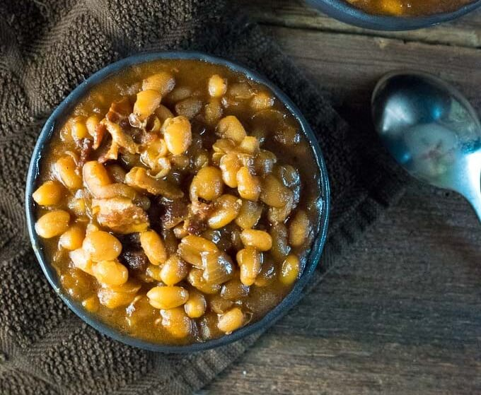 Homemade Baked Beans from Scratch - Fox Valley Foodie