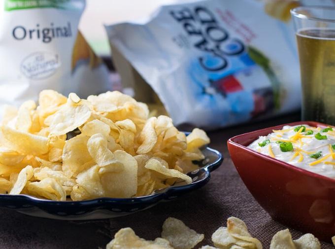 Chip Dip Appetizer