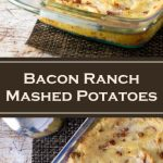 Bacon Ranch Mashed Potatoes recipe