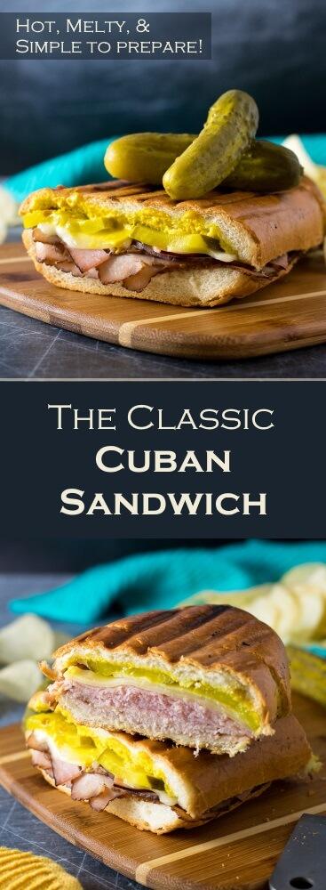 The Classic Cuban Sandwich recipe