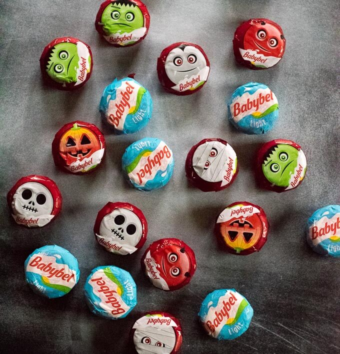 Halloween Mini Babybel