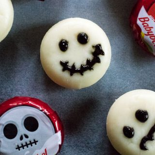 Easy Halloween Cheese Snacks