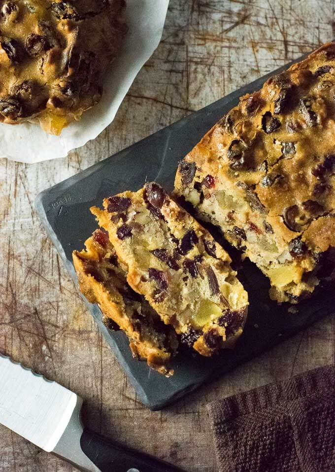 Old Fashioned Fruitcake Recipe