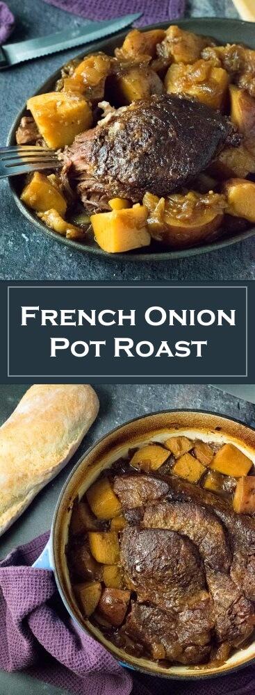 French Onion Pot Roast Recipe