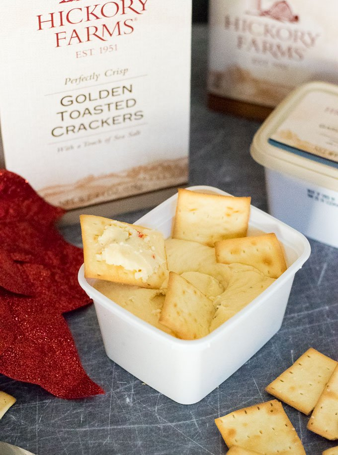 Hickory Farms Cheese Spread