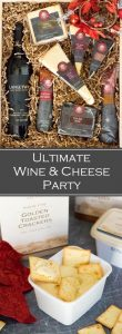 Ultimate Wine & Cheese Party