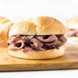 How to Make Arby's Roast Beef Sandwich