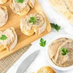 Chicken Liver Pate - Party Appetizer