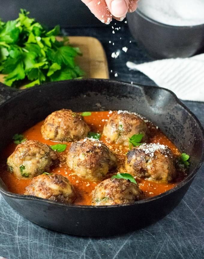 Make great meatballs