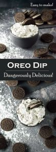 Oreo Dip Recipe - Party Appetizer