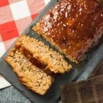 BBQ Meatloaf Feature