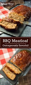 BBQ Meatloaf Recipe - dinner